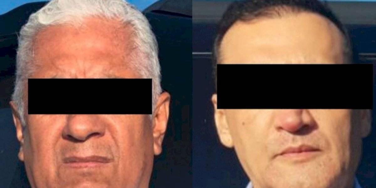 Caen el San Luis Potosí dos presuntos socios de Juan Collado