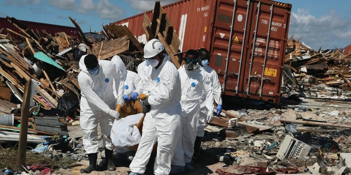 Suman 44 muertos por Dorian en Bahamas