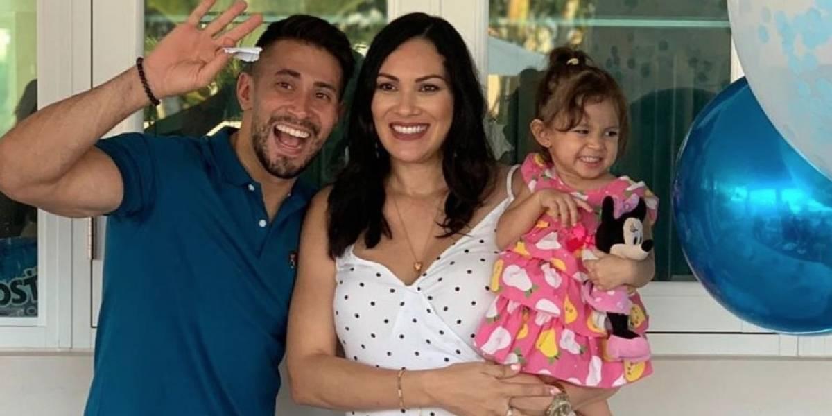 Tommy Ramos y Vilmarie Mojica revelan el sexo de su bebé