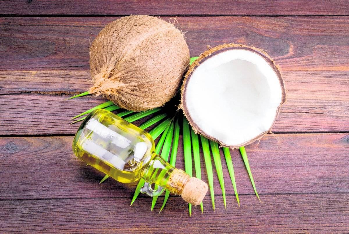 Superalimentos, aceite de coco