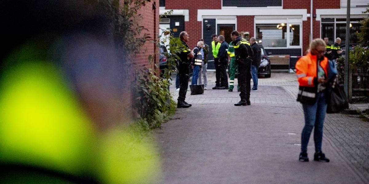 Tragedia en Holanda: Policía mata a dos y luego se quita la vida