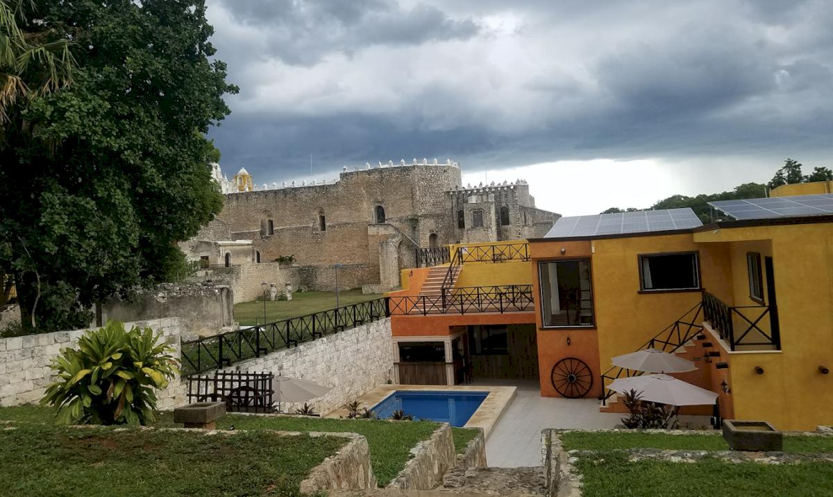 ¿Qué hacer en Izamal, la ciudad amarilla de México?