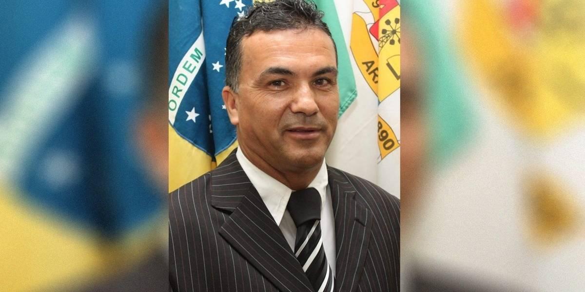 Vereador é assassinado com sete tiros no Rio de Janeiro