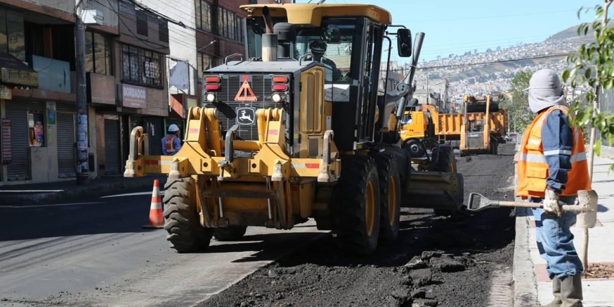 ¿Cuánto durará el nuevo pavimento que se colocará en Quito?
