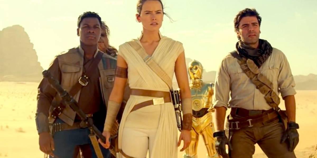 Star Wars: Al parecer hay reshoots de muchas escenas de Rise of the Skywalker