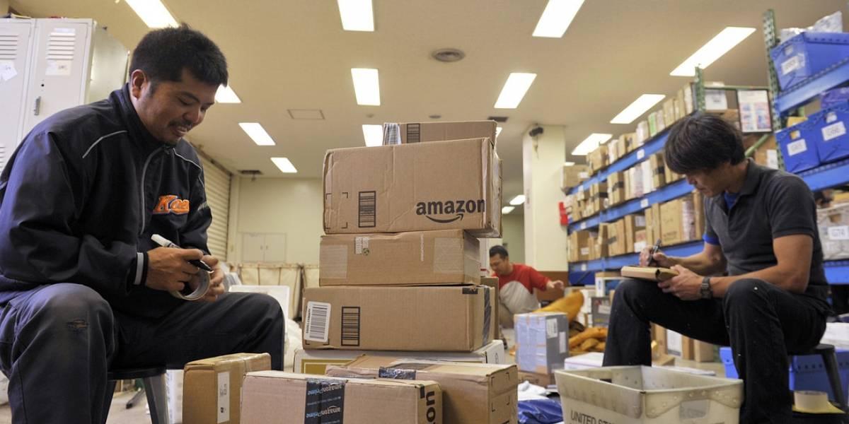 Empleados de Amazon harán huelga para protestar por Huella de Carbono de la compañía