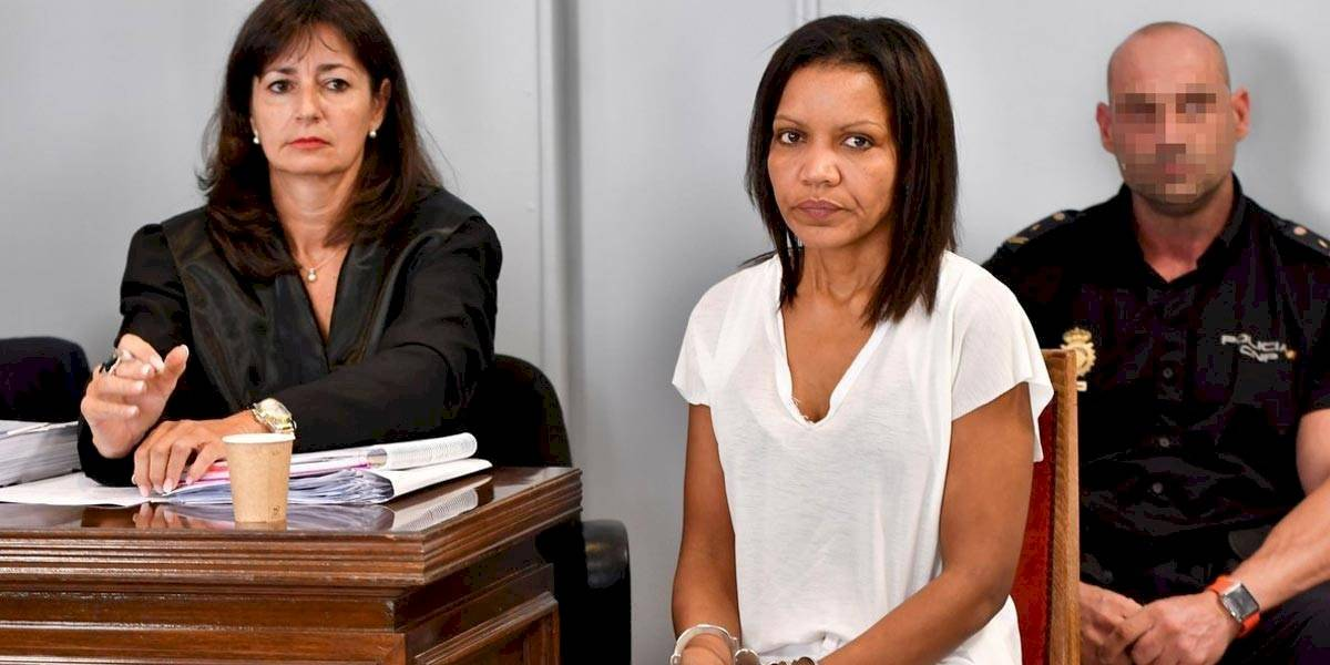 Dominicana admite que mató a niño español de 8 años, pero de forma accidental