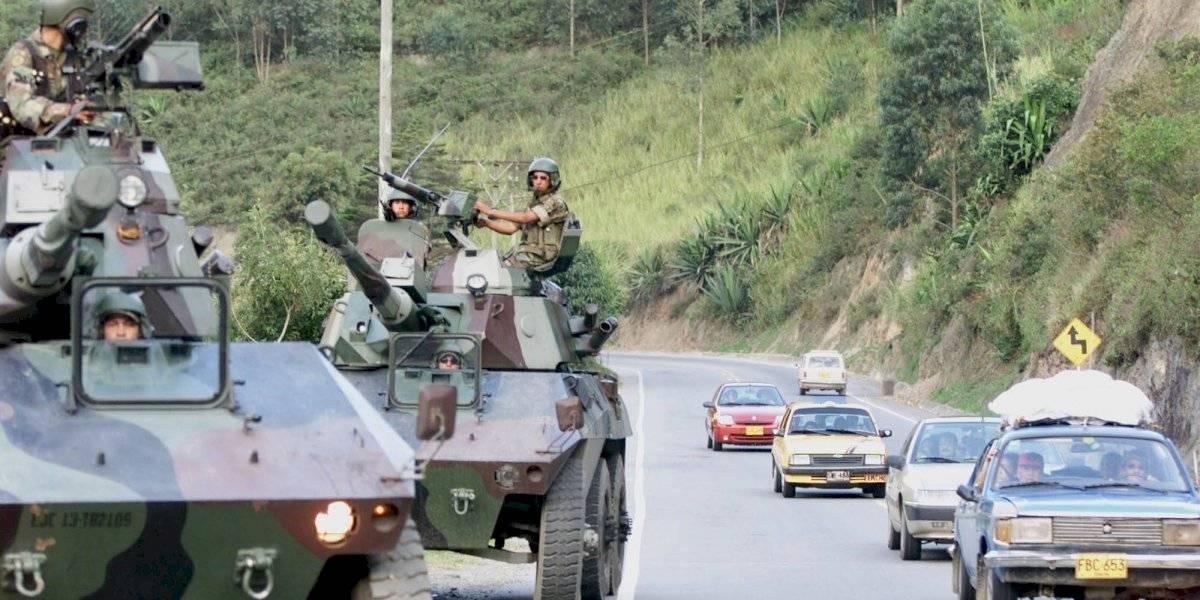 Alerta máxima entre Colombia y Venezuela por el inicio de los ejercicios militares ordenados por Maduro
