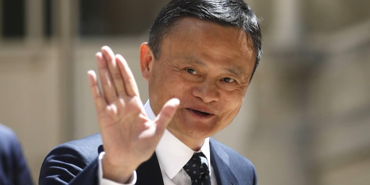 Se retira Jack Ma a los 55 años; fundador de Alibaba