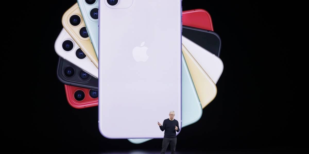 Apple lanza nuevos modelos de iPhone con mejor cámara