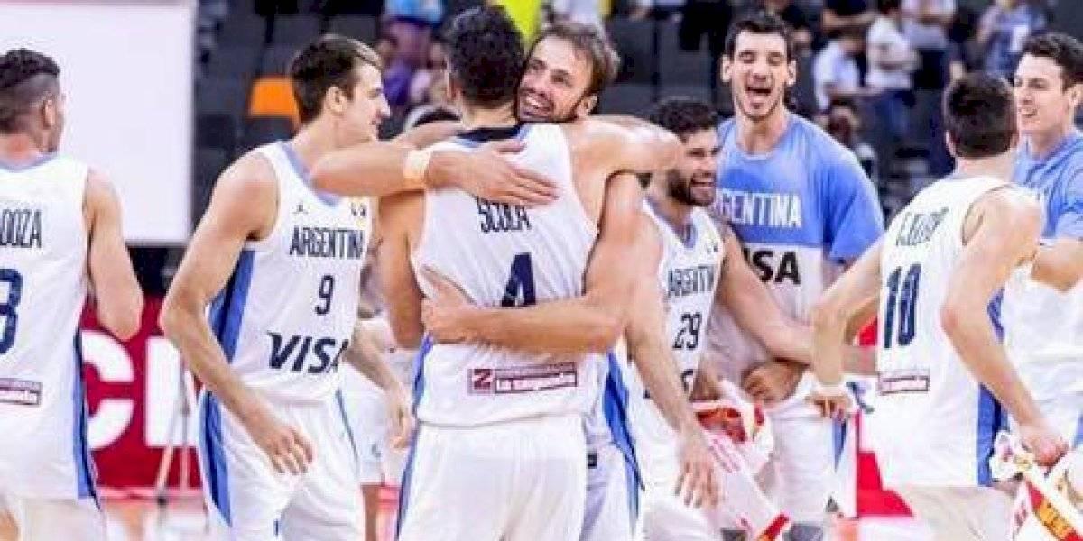 España y Argentina a semifinales del Mundial