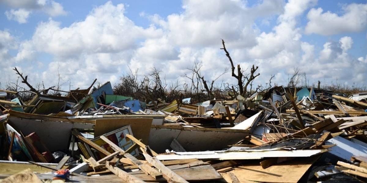 Huracán Dorian dejó medio centenar de muertos en Bahamas