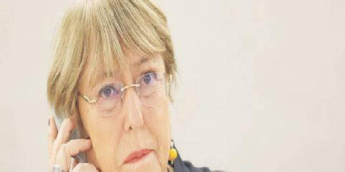 Bachelet acusó que en Venezuela siguen las ejecuciones extrajudiciales