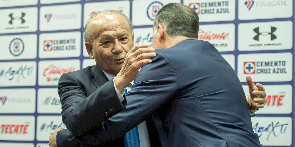 """Billy Álvarez: """"Le pedí a Peláez que se quedara, una cosa es pedirle y otra rogarle"""""""