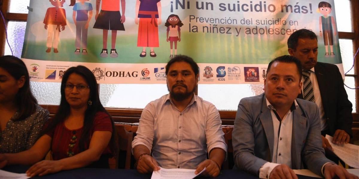 Ansiedad, depresión y violencia sexual las principales causas del suicidio en el país