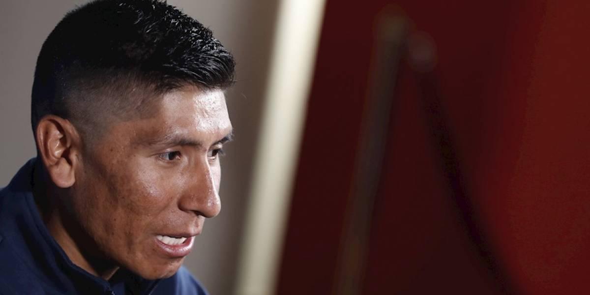La insólita razón por la qué Nairo no ha ganado un Tour de Francia, según el director del Movistar