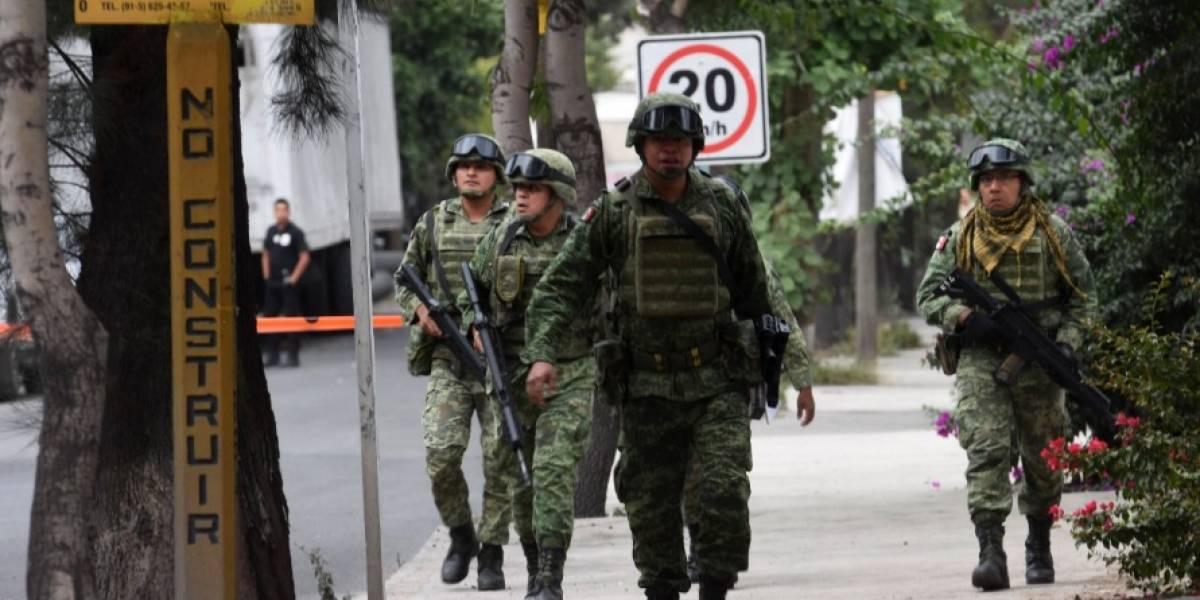 Ejército no debe reprimir pero sí hacer cumplir la ley: CNDH