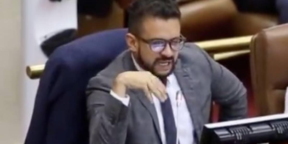 Inti Asprilla denuncia robo de material con denuncias de abusos policiales