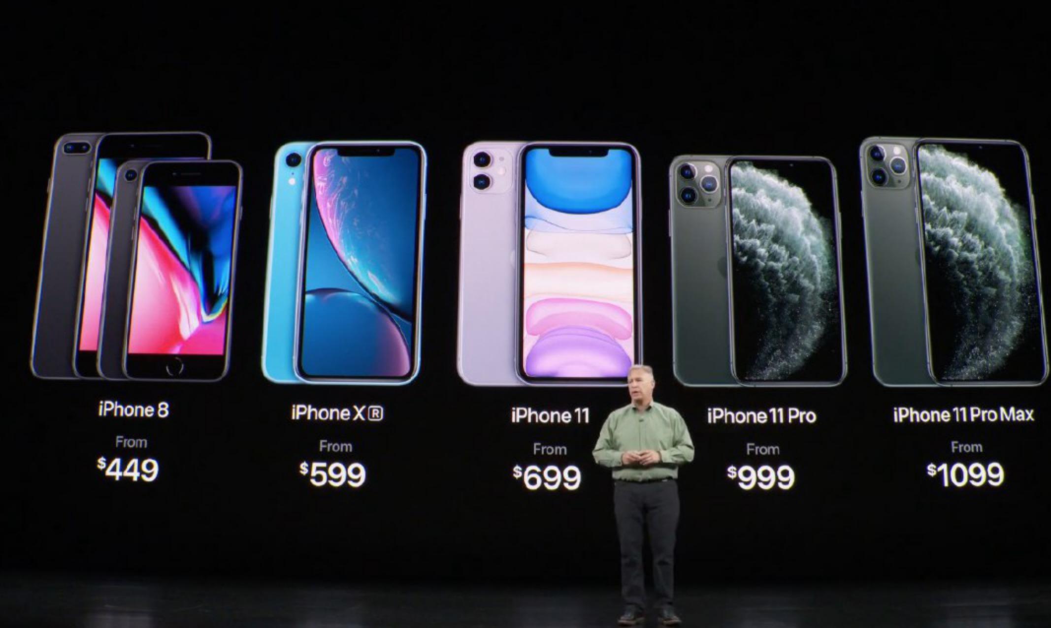 IPHONE 11 PRECIOS