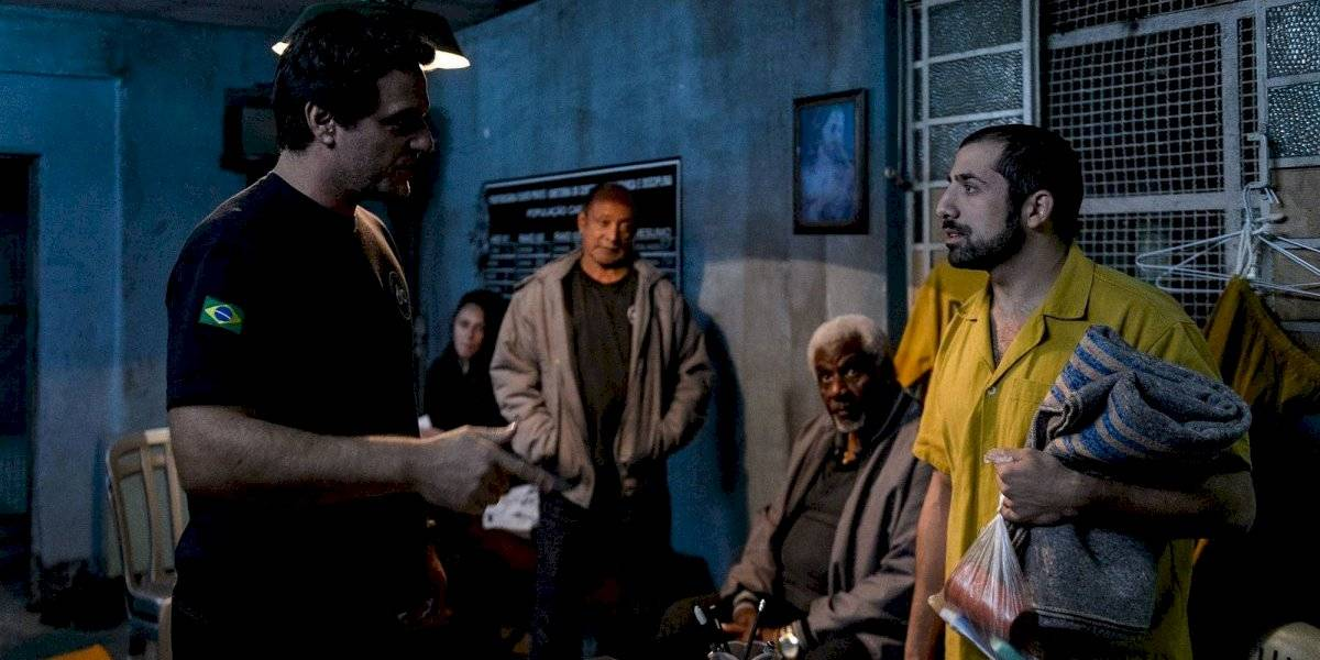 Com Rodrigo Lombardi, 'Carcereiros - O Filme' ganha o primeiro trailer
