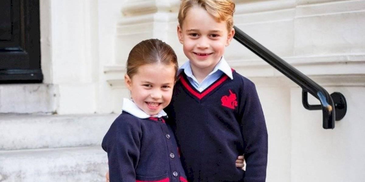 Princesa Charlotte acaba de entrar para a escola e ganha apelido que traduz sua personalidade
