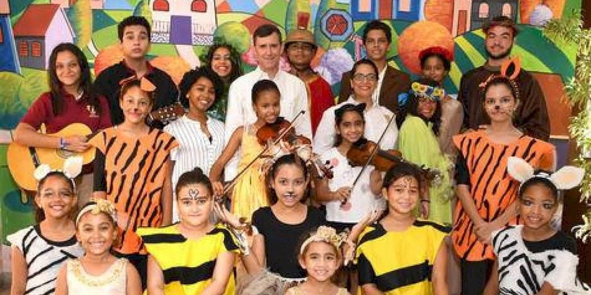 Colegio Loyola promueve las artes en sus estudiantes