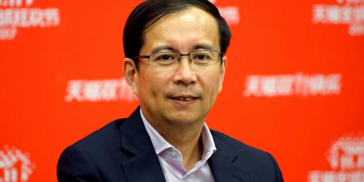 ¿Quién es el hombre que reemplazará a Jack Ma en la presidencia de Alibaba?