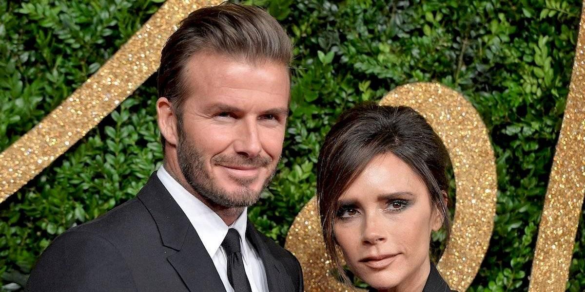David Beckham 'arruina la vida de Victoria' construyendo castillos de Lego