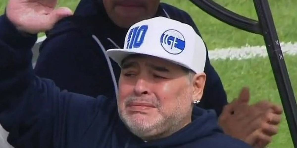 "Maradona se volvió loco con el VAR: ""Si me anulan un gol así, se va a armar un quilombo"""