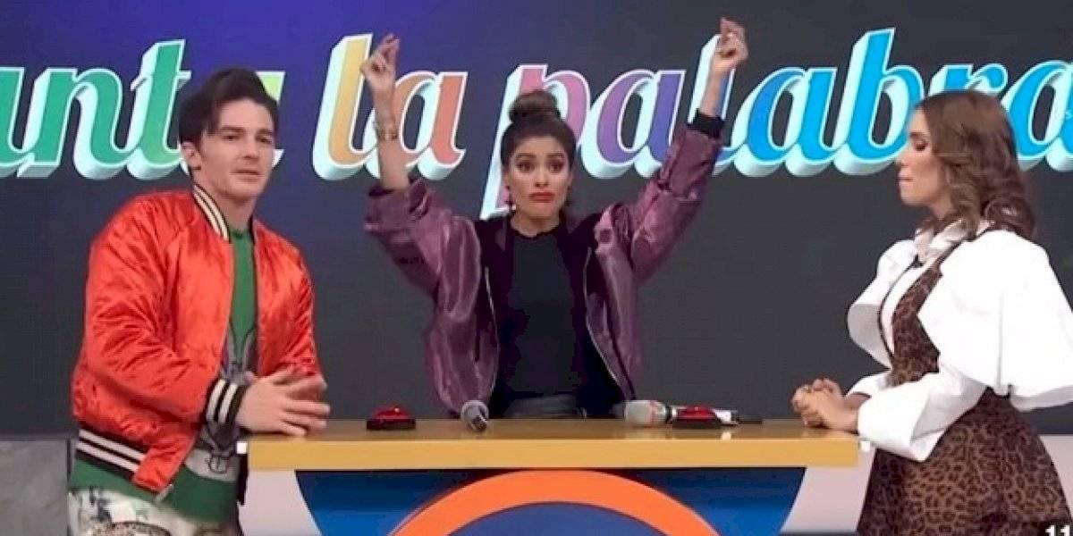 Drake Bell toca los atributos de Galilea Montijo mientras bailan en Hoy