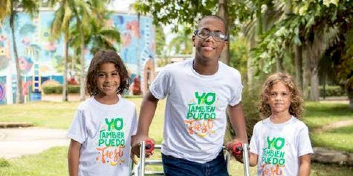 """""""Yo también puedo fest"""" es este fin de semana en el Jardín Botánico Nacional"""