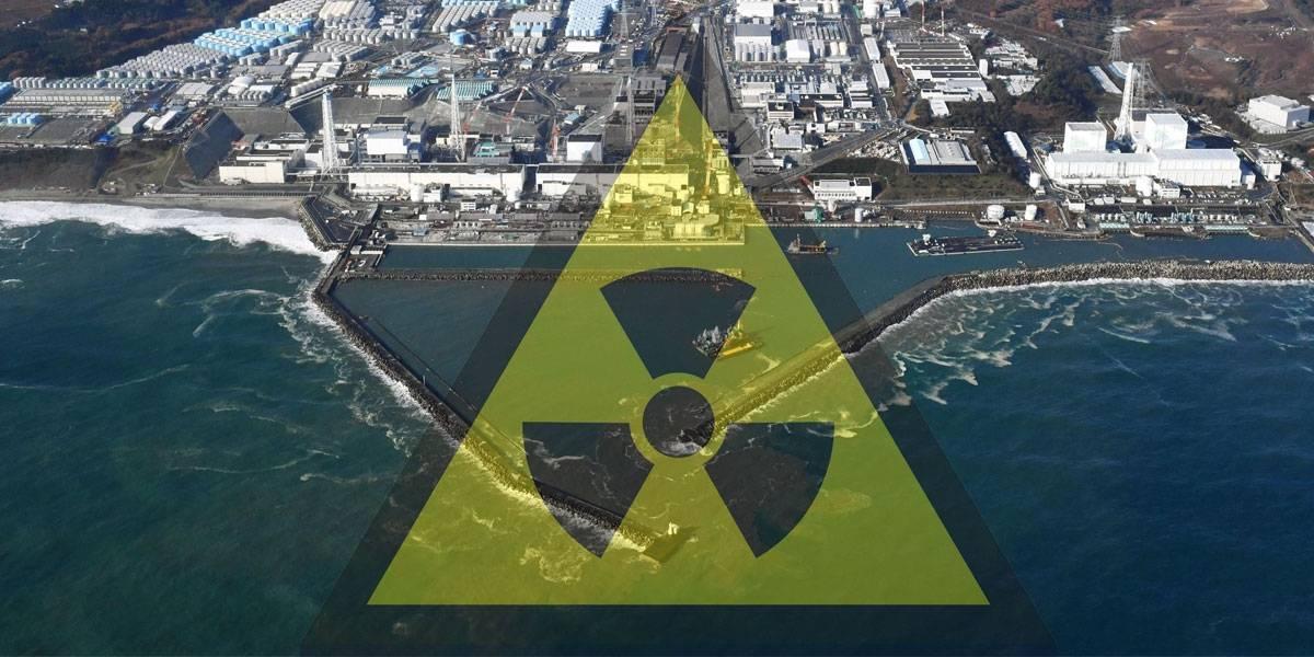 Japón considera echar agua radiactiva de Fukushima al mar