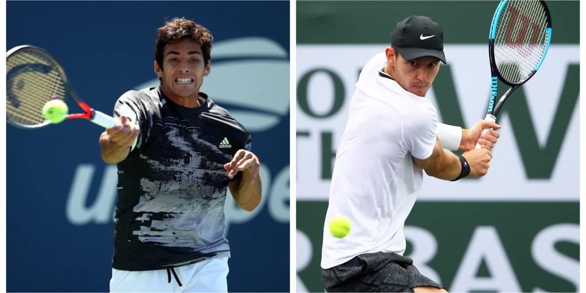 Primero Asia y luego Europa indoor: El calendario y los torneos de Garin y Jarry en el cierre del 2019