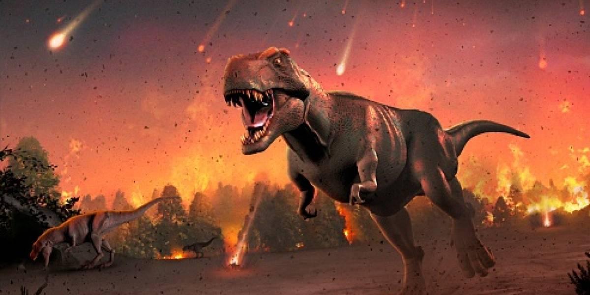 Impresionante descubrimiento: así fue como una roca reveló las primeras horas des la extinción de los dinosaurios