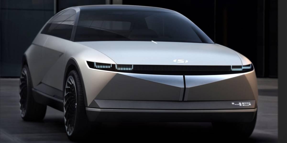 El estilo retrofuturista se volverá tendencia automotriz: Hyundai 45
