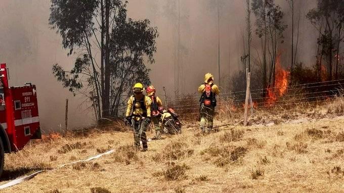 Incendio en Tolóntag