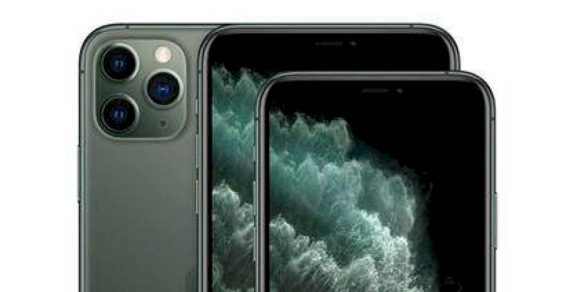 Llegó el iPhone 11 Pro de Apple