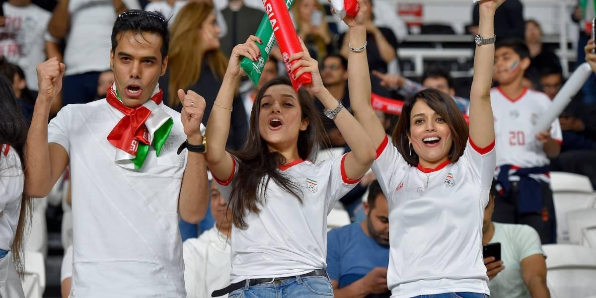 FIFA exige a Irán seguridad para mujeres en los estadios