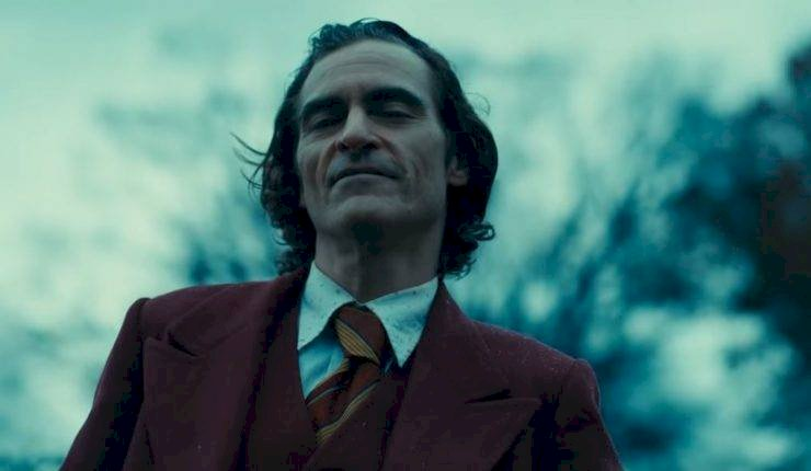 Joker (Joaquin Phoenix) Internet