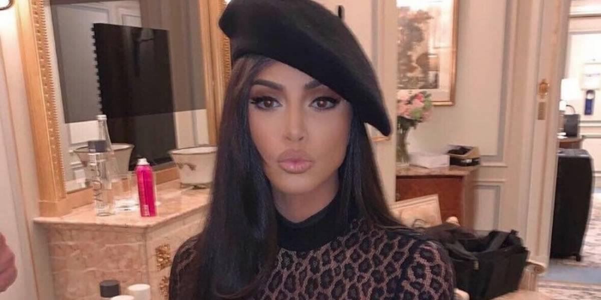 Kim Kardashian da positivo en test de anticuerpos de lupus