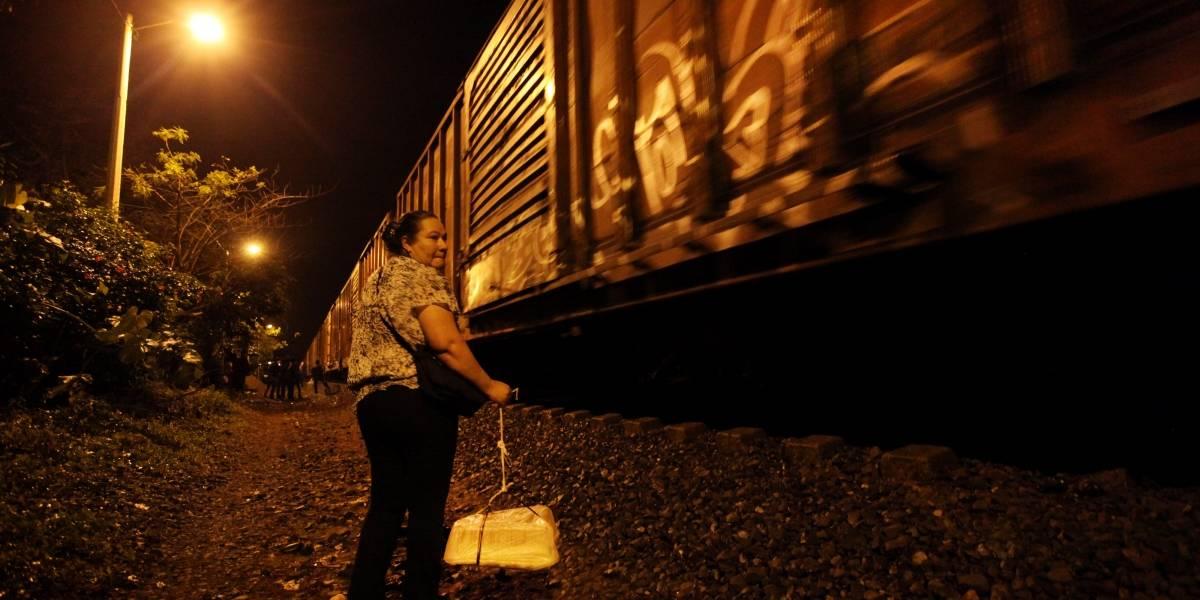 Roban camioneta a Las Patronas en Córdoba, Veracruz