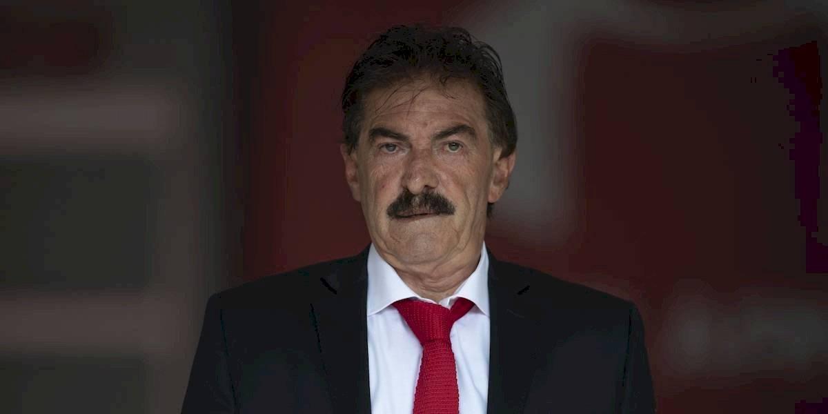 """Ricardo La Volpe """"Beckenbauer, Platini, el mismo Pelé y mucha gente fue a ver cómo jugaba mi selección"""""""