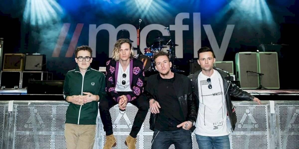 McFly anuncia retorno com álbum inédito e apresentação em Londres