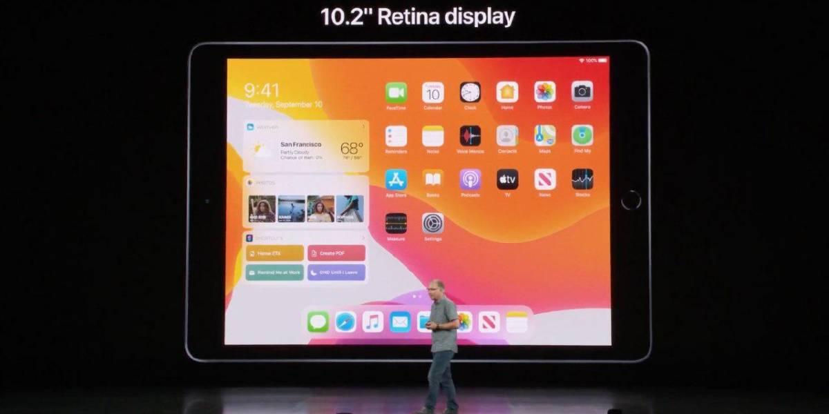 """Ya es oficial: Conoce el iPad de séptima generación, el """"más barato"""" de Apple"""