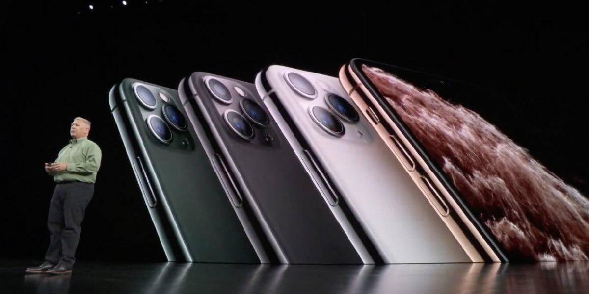 Conoce el iPhone 11 Pro y iPhone 11 Pro Max, los móviles más avanzados en la historia de Apple