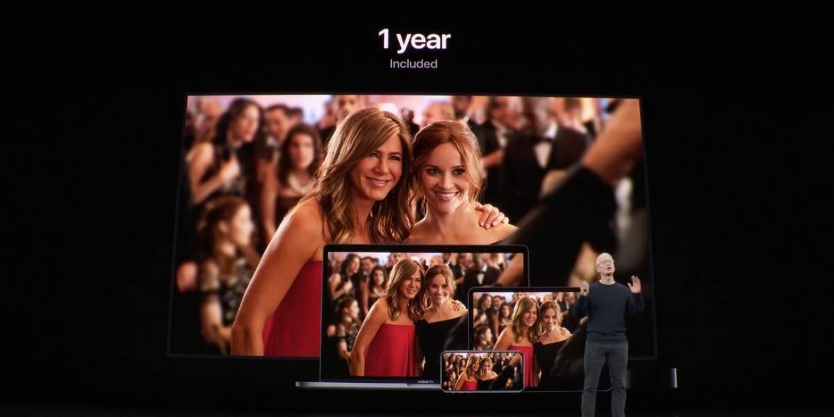 Apple TV+ se lanza el 1 de noviembre a 4,99 dólares al mes y una gran promoción