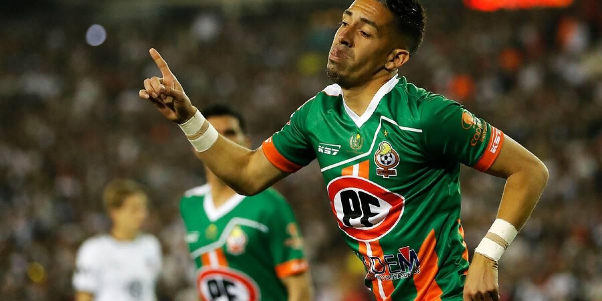 """Felipe Reynero, el delantero del momento: """"Me ilusiono con partir al extranjero y por qué no un llamado a la selección"""""""