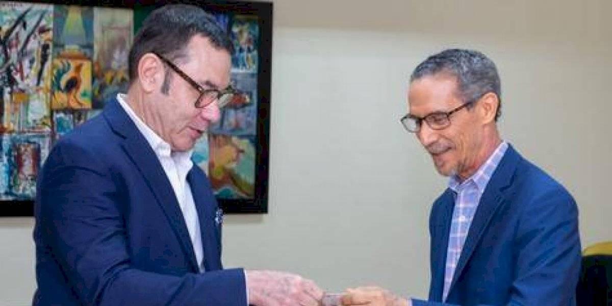 Radio Televisión Dominicana y Radio Francia Internacional establecen acuerdos