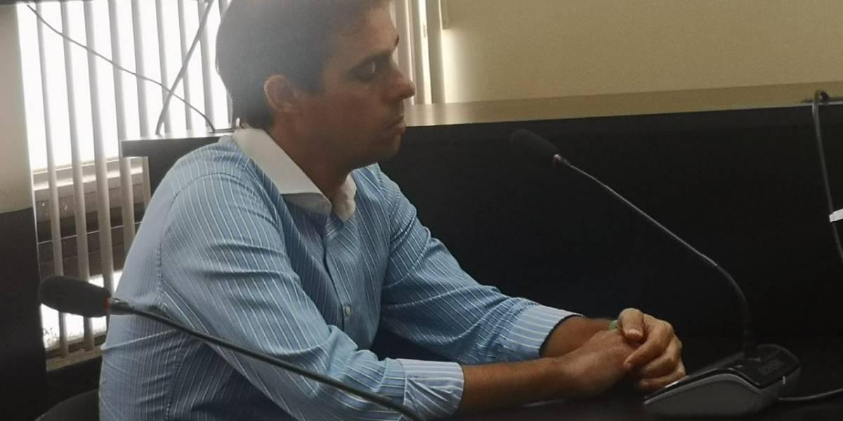 Brasileño que pagó sobornos a Sinibaldi es condenado a 5 años de prisión