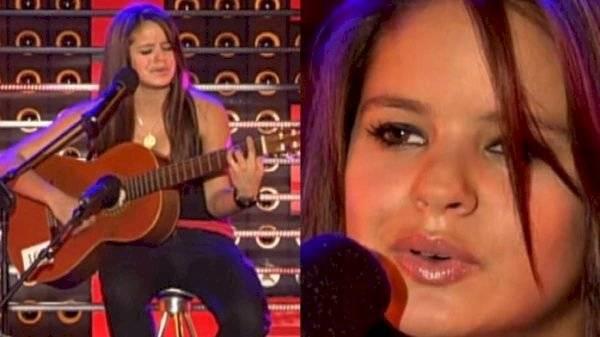 Rosalía antes